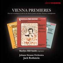 Johann Strauss Orchester - Vienna Premieres, 3 CDs