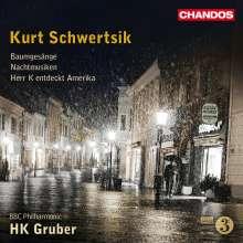 Kurt Schwertsik (geb. 1935): Baumgesänge op.65, CD