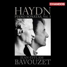 Joseph Haydn (1732-1809): Sämtliche Klaviersonaten Vol.3, CD