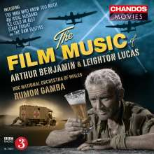 Arthur Benjamin (1893-1960): Film Music, CD