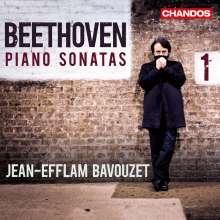 Ludwig van Beethoven (1770-1827): Klaviersonaten Vol.1, 3 CDs