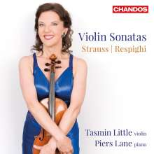 Tasmin Little - Violin Sonatas, CD