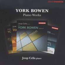 York Bowen (1884-1961): Klavierwerke, 4 CDs