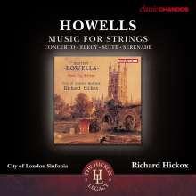 Herbert Howells (1892-1983): Suite for String Orchestra, CD