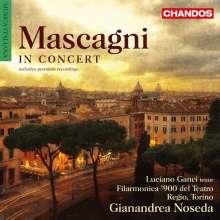 Pietro Mascagni (1863-1945): Mascagni in Concert, CD