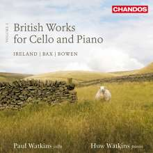 Paul Watkins - British Works for Cello & Piano Vol.2, CD