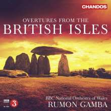 Overtures From The British Isles Vol.1, CD
