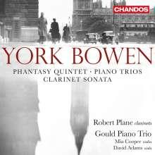 York Bowen (1884-1961): Kammermusik, CD