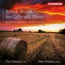 Paul Watkins - British Works for Cello & Piano Vol.3, CD