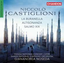 Niccolo Castiglioni (1932-1996): Altisonanza, CD