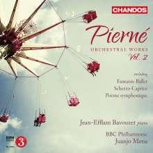 Gabriel Pierne (1863-1937): Orchesterwerke Vol.2, CD