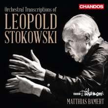 Stokowski-Transkriptionen, CD