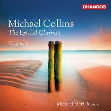 Michael Collins - The Lyrical Clarinet Vol.2, CD