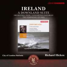 John Ireland (1879-1962): A Dowland Suite, CD