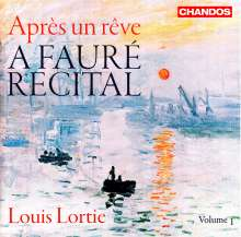"Gabriel Faure (1845-1924): Klavierwerke ""Apres un reve"", CD"