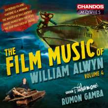 William Alwyn (1905-1985): Filmmusik Vol.4, CD