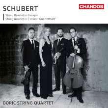 Franz Schubert (1797-1828): Streichquartette Nr.12 & 15, CD