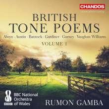 British Tone Poems Vol.1, CD