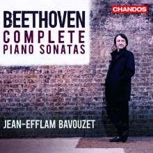 Ludwig van Beethoven (1770-1827): Klaviersonaten Nr.1-32, 9 CDs