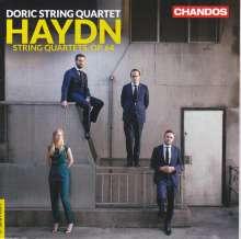 Joseph Haydn (1732-1809): Streichquartette Nr.63-68 (op.64 Nr.1-6), 2 CDs