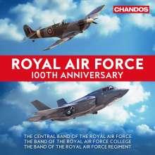 Royal Air Force - 100th Anniversary, 2 CDs