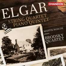 Edward Elgar (1857-1934): Streichquartett op.83, CD