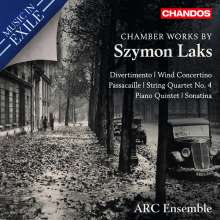 Simon Laks (1901-1983): Kammermusik, CD