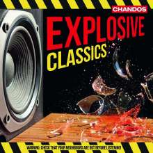 Explosive Classics, CD