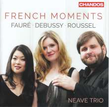 Neave Trio - French Moments, CD
