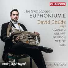 David Childs - The Symphonic Euphonium II, CD