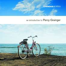 Percy Grainger (1882-1961): Orchesterwerke, CD