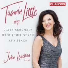 Tasmin Little - Clara Schuman / Ethel Smyth / Amy Beach, CD