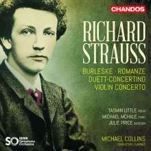 Richard Strauss (1864-1949): Violinkonzert op.8, CD