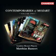 Mozart Contemporaries - Box 2 (Exklusiv für jpc), 10 CDs