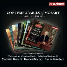 Mozart Contemporaries - Box 3 (Exklusiv für jpc), 10 CDs