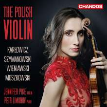 Jennifer Pike - The Polish Violin, CD