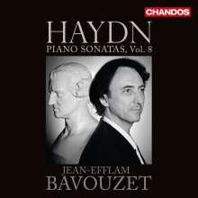 Joseph Haydn (1732-1809): Sämtliche Klaviersonaten Vol.8, CD