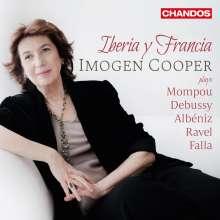 Imogen Cooper - Iberia y Francia, CD
