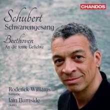 Franz Schubert (1797-1828): Schwanengesang D.957, CD