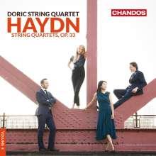 Joseph Haydn (1732-1809): Streichquartette Nr.37-42 (op.33 Nr.1-6), 2 CDs