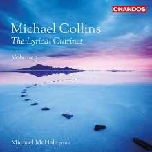 Michael Collins - The Lyrical Clarinet Vol.3, CD
