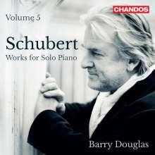 Franz Schubert (1797-1828): Klavierwerke Vol.5, CD