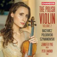 Jennifer Pike - The Polish Violin Vol.2, CD