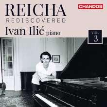 Anton Reicha: Klavierwerke Vol. 3 (CD) – jpc