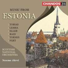 Musik aus Estland, 2 CDs