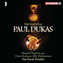 Paul Dukas (1865-1935): Symphonie C-dur, 2 CDs