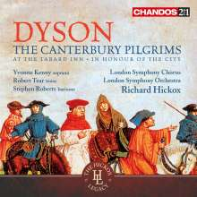 George Dyson (1883-1964): The Canterbury Pilgrims, 2 CDs