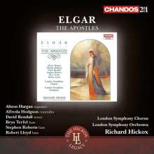 Edward Elgar (1857-1934): The Apostles, 2 CDs