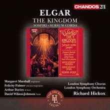 Edward Elgar (1857-1934): The Kingdom op.51, 2 CDs