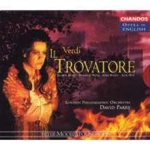 Giuseppe Verdi (1813-1901): Il Trovatore (in engl.Spr.), 2 CDs